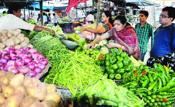 Scarce supply fuels vegetable prices
