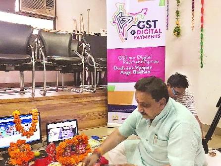 'Bahi Khatas' make way for electronic gadgets this Diwali