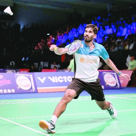 Srikanth sails into Denmark Open final