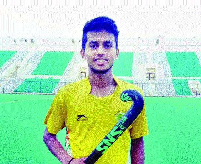 Vivek Sagar to lead Indian junior hockey team in Malaysia