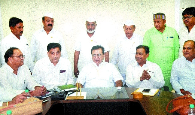 State Cong In-charge in Bhopal