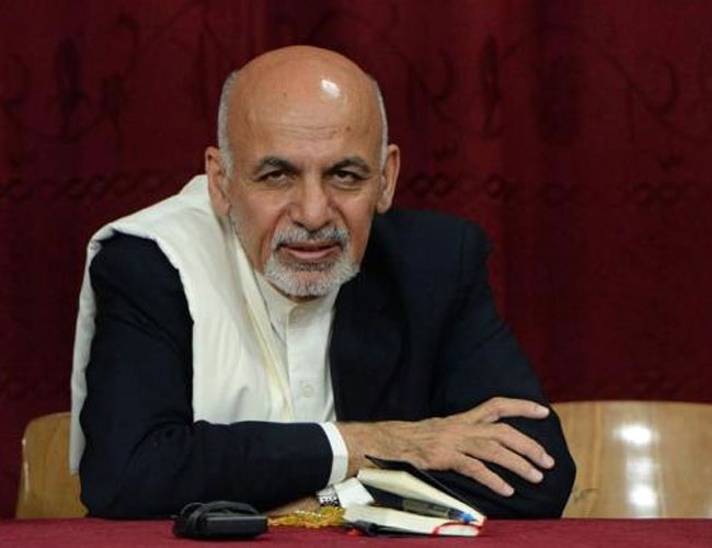 Afghan President to visit India today