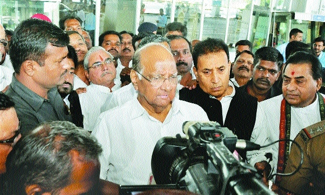 NCP warns of massive agitation over loan waiver issue