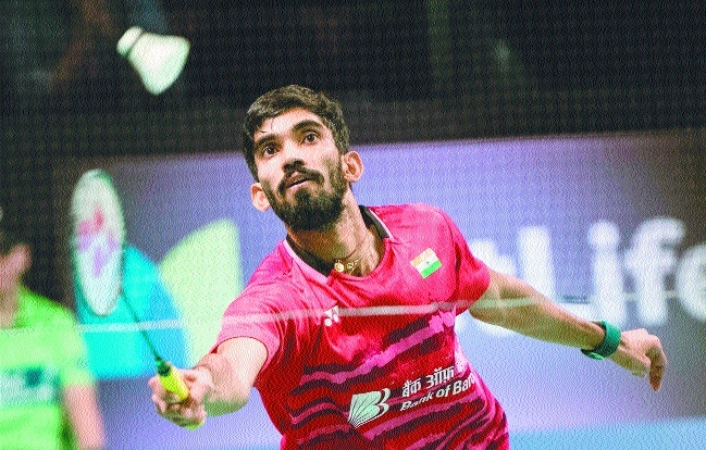 Kidambi Srikanth now eyes French Open