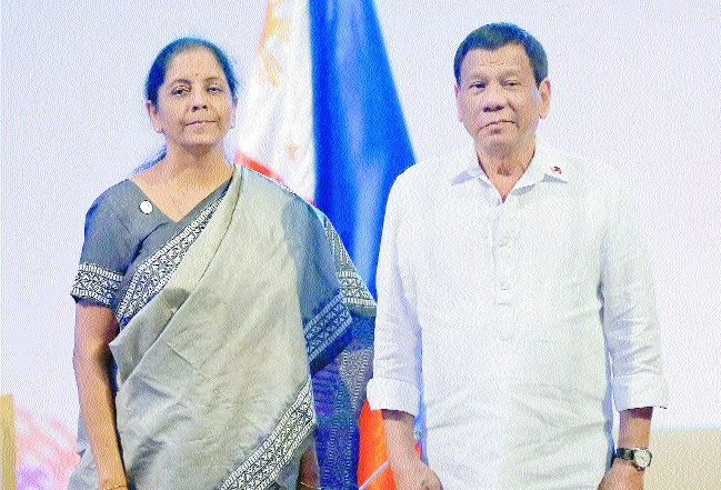 Terrorism, online radicalisation pose security challenge to all nations, says Sitharaman