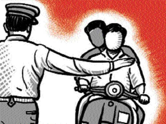 No on-road memos; jump a signal & get e-challan at your home