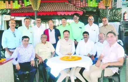 Tea merchants conduct 'Diwali Milan' programme