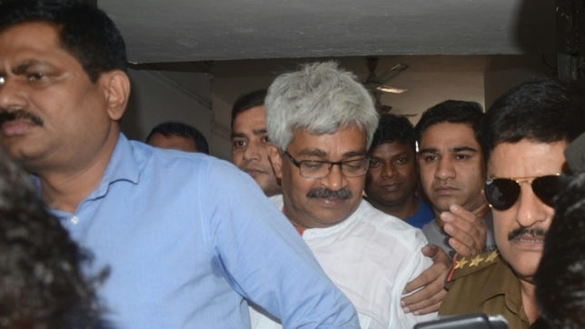 Journalist arrested on charges of blackmailing C'garh Minister
