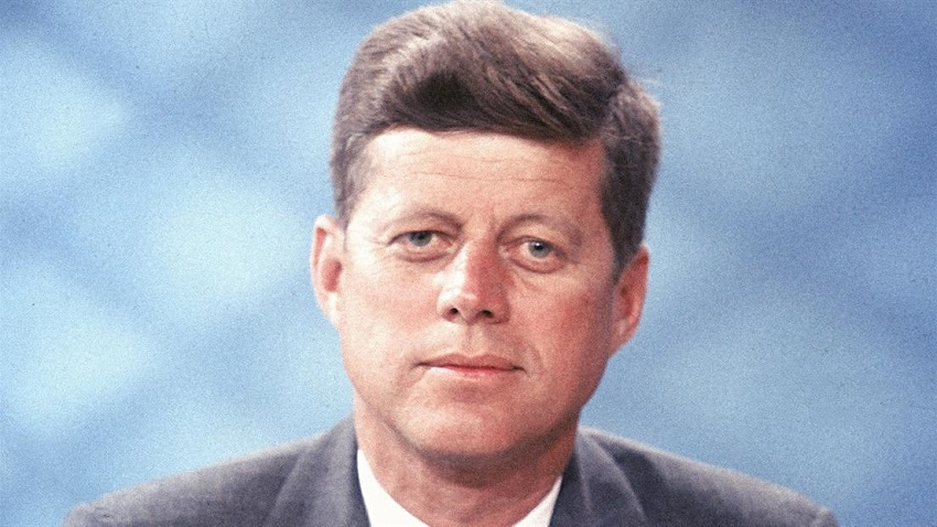 British newspaper got anonymous call 25 minutes before JFK assassination