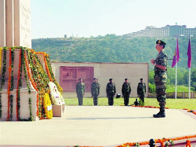 Army remembers bravehearts