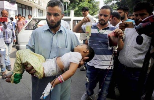 2 children killed as Pakistan violates ceasefire
