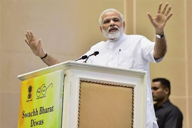 Even 1,000 Gandhis cannot 'clean India' without support of 125 cr Indians: Modi