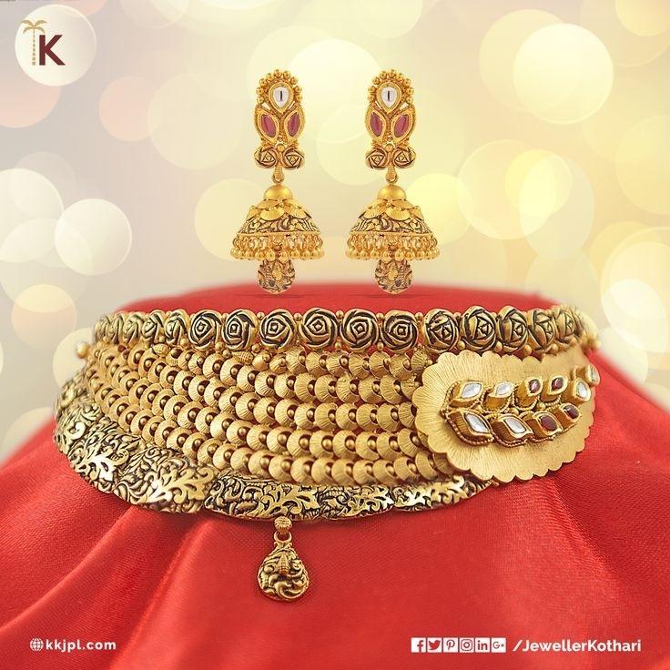 Karan Kothari Jewellers offers innovative designs