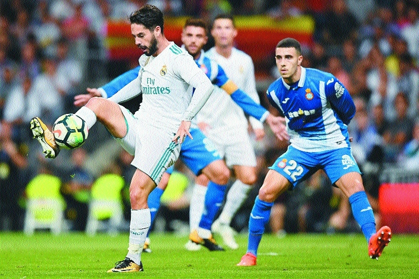 Isco stars in politicised Madrid win
