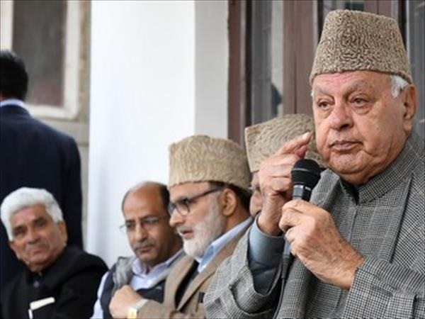 Will continue struggle for restoration of J&K's autonomy: NC