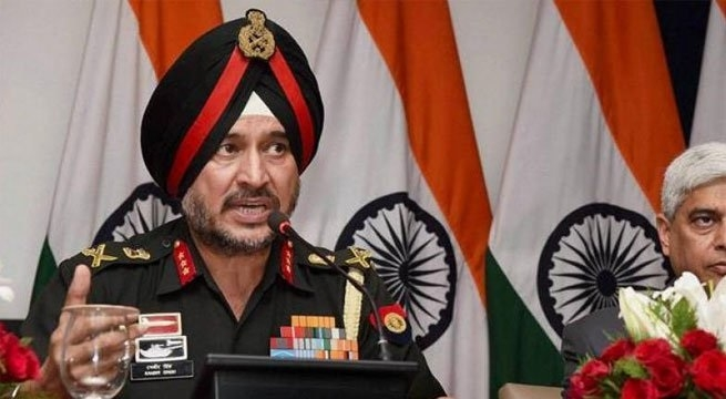 Stop supporting terror: DGMO to Pak military