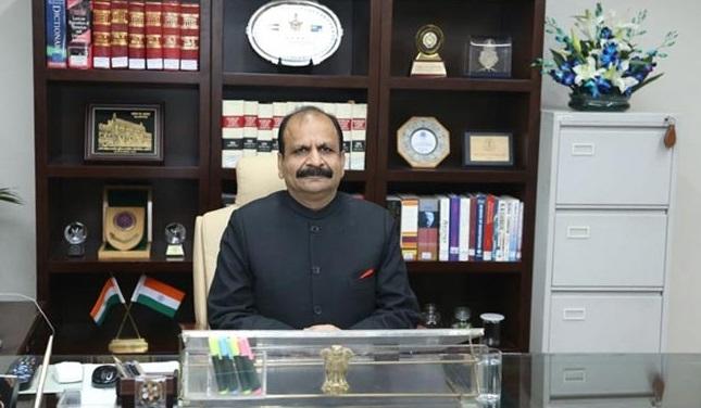 Y C Modi takes charge as new NIA Chief