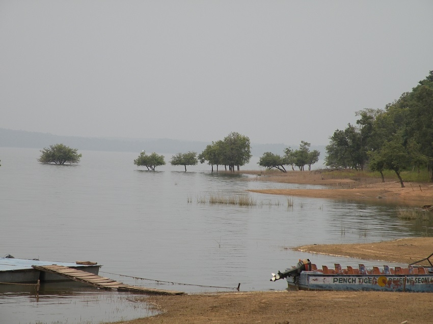 NMC may lose addl 50 MM3 water from Pench reservoir