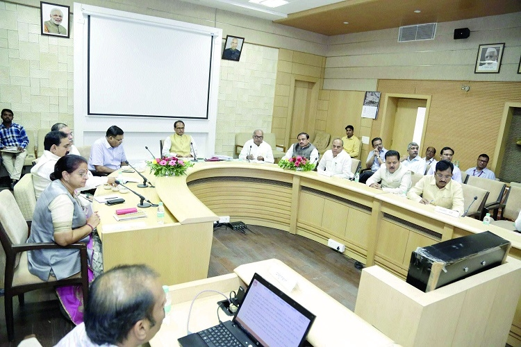 Roadmap for all-round development to be entrusted to citizens: Chouhan