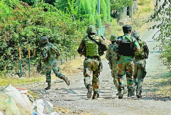 Three Jaish militants killed in suicide attack on BSF camp