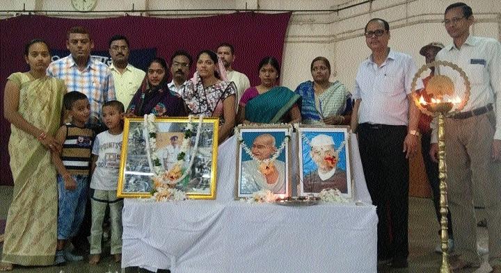 JNV Mana-Camp, Raipur observes Gandhi Jayanti