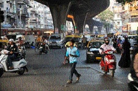 Ignoring pedestrians is no 'smart' move: Mishra