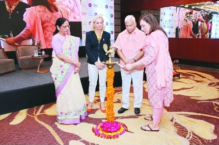 Alexis Multispeciality Hospital's breast cancer awareness drive