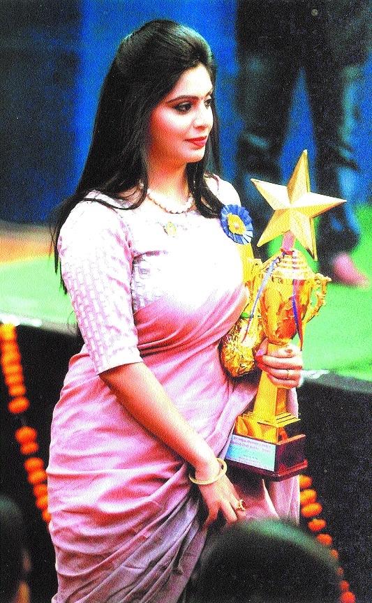 Gaikwad bags Best Innovative Educationist Award