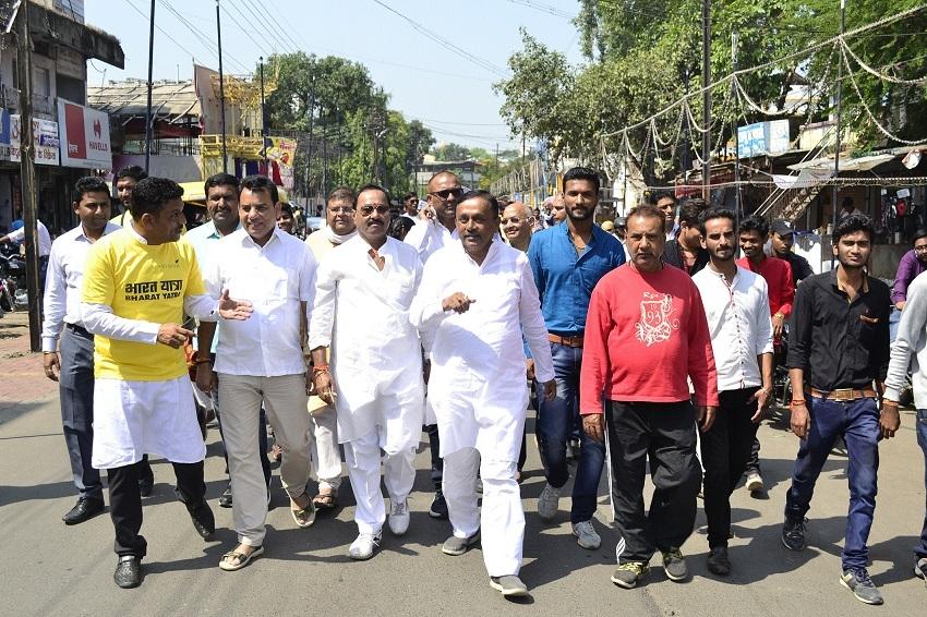 Hearty welcome to Satyarthi's Bharat Yatra