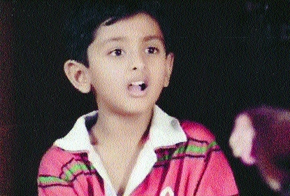 City's child artist Samyak Lad bags lead role in Marathi movie