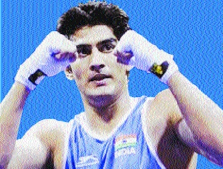 Other sports also getting popular in India: Vijender
