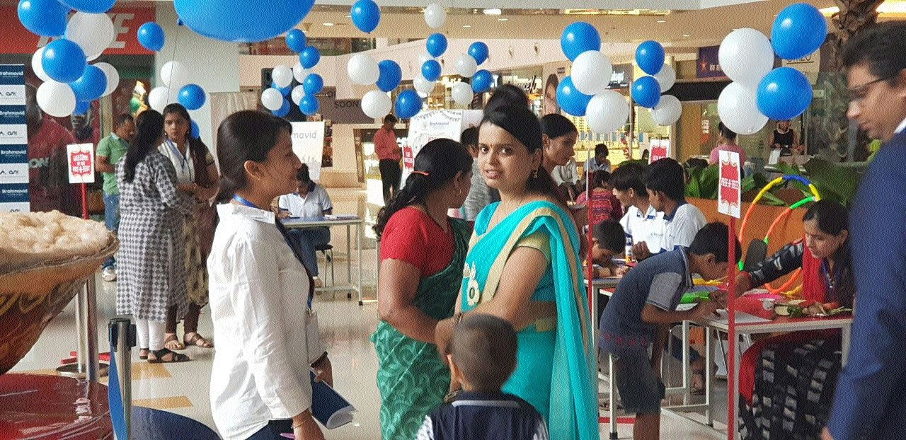 Brahmavid The Global School, conducts Kids carnival