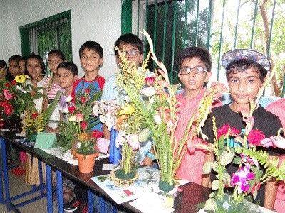 Gyan Ganga Educational Academy observes 'Pink Day'