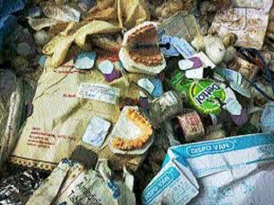 Biomedical waste management, a concern