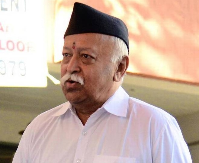 RSS chief arriving in Bhopal today