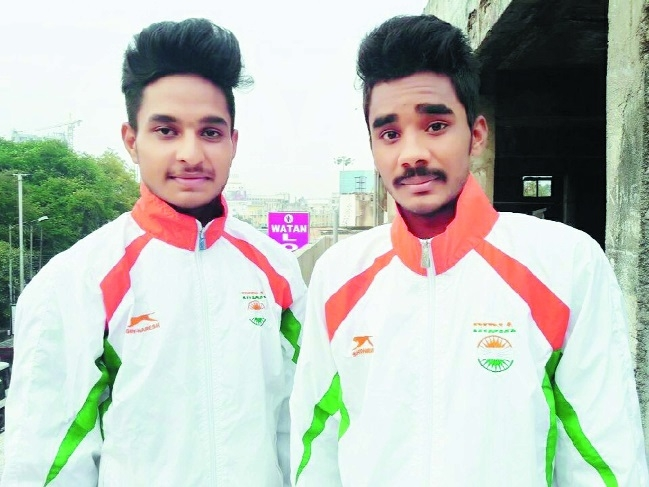MP players Manas, Lucky to participate at Jr Asian Rowing C'ship in Singapore
