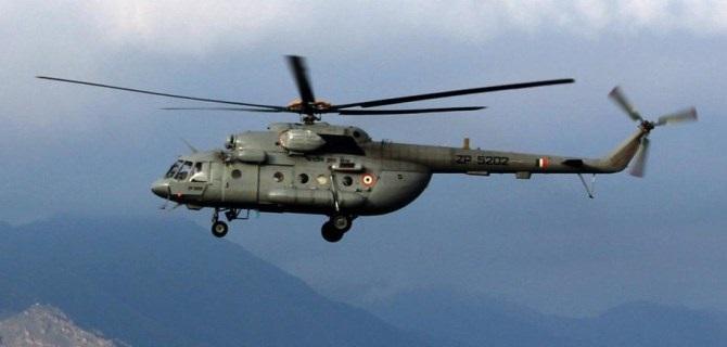 7 military personnel killed as IAF chopper crashes near Tawang