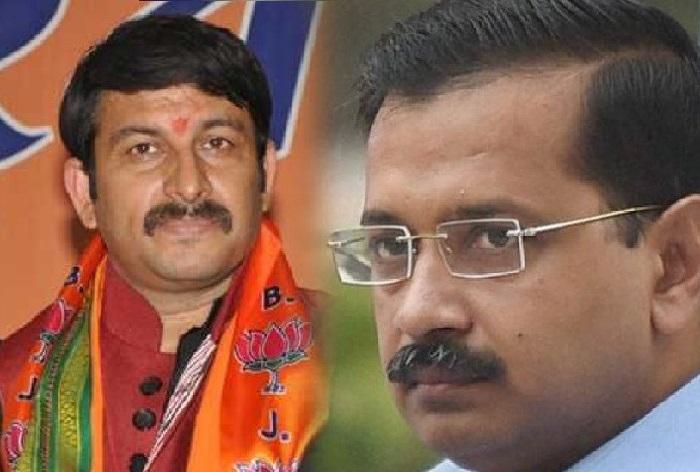Kejriwal has become a 'big problem' for Delhi: Tiwari