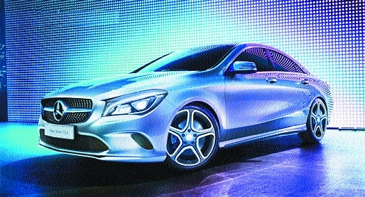 Merc retains top slot with 11,869 units from Jan-Sept