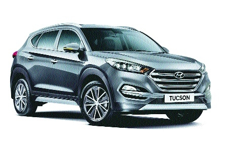 Hyundai rolls out Tucson with 4WD at Rs 25.19 lakh