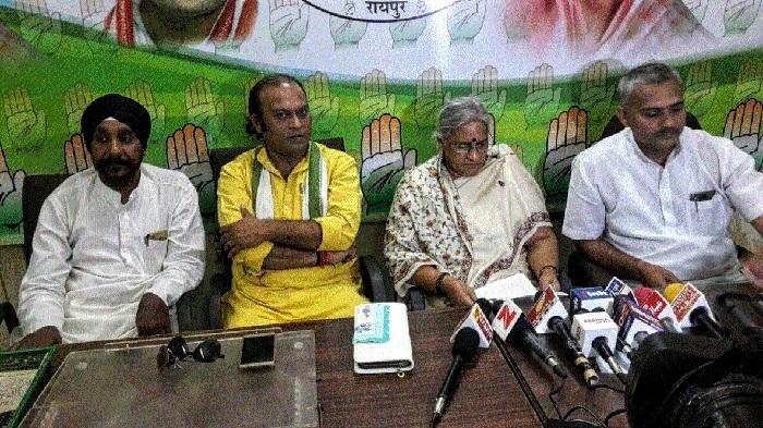 Anna Hazare is undeclared volunteer of RSS, agent of BJP: Karuna Shukla