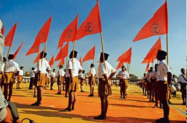 RSS workers lodge complaint against ex-MP of Congress