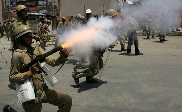 'Less lethal' plastic bullets sent to Kashmir to tackle protests