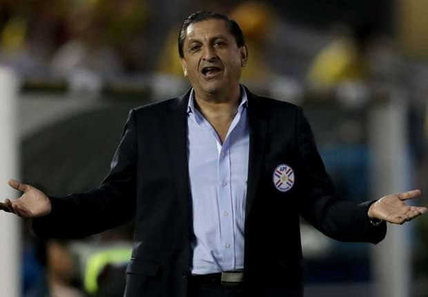 Team's performance improved after third goal: Paraguay coach