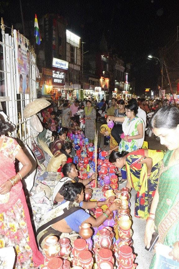 Women set to celebrate Karvachauth today