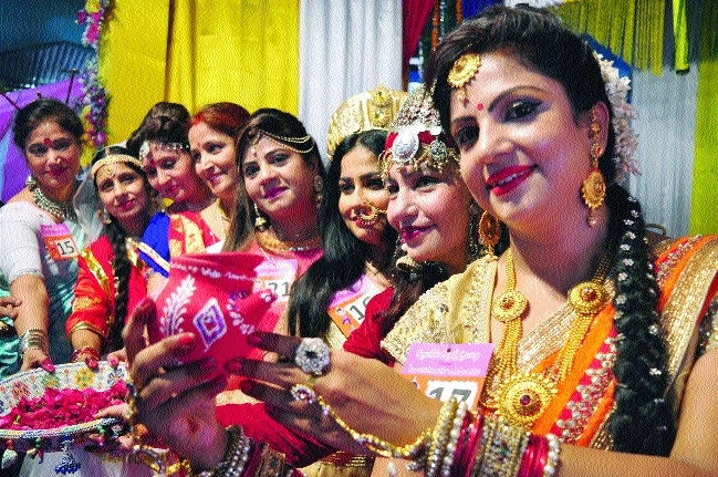 Pre-Karwa Chauth celebration held in city with glee