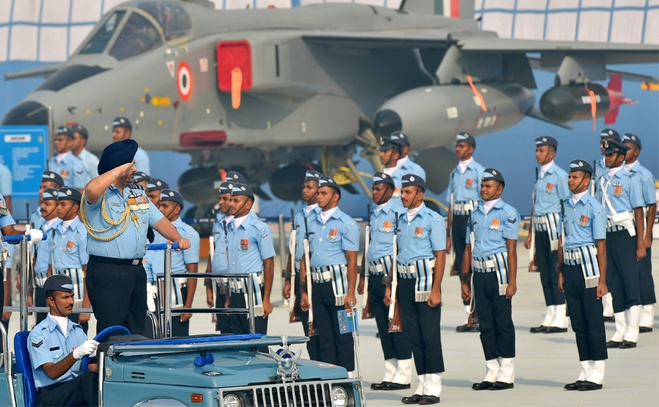 IAF ready for war at short notice: Dhanoa