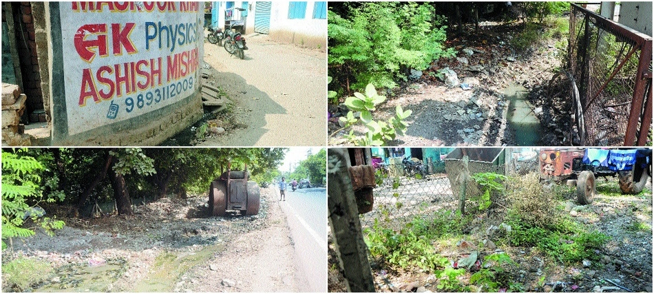 Toilets constructed by BMC non-functional in Harshwardhan Nagar area