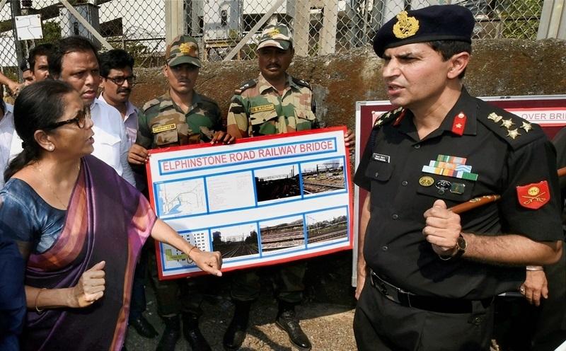 Army to build Elphinstone overbridge