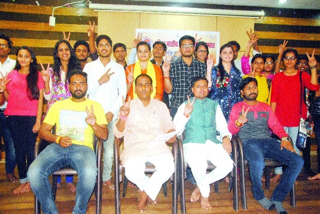 ABVP awaits Students' Union polls in pvt colleges